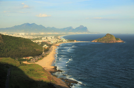 Brazil, Rio de Janeiro — 2015