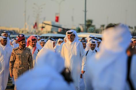 HH Sheikh Tamim bin Hamad Al Thani Emir of Qatar