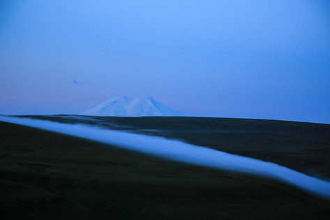 Mount Elbrus at Dawn