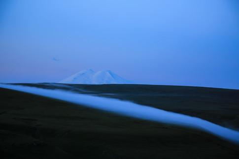 Mount Elbrus at Dawn