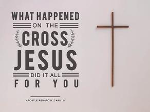 Encounter 6: JESUS DID IT ALL