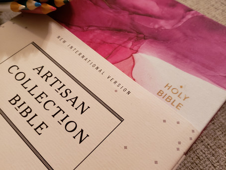 Review on the: Artisan Collection Bible