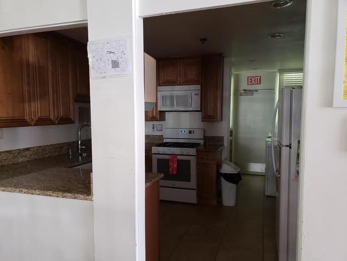 David & Margret Cottage kitchen
