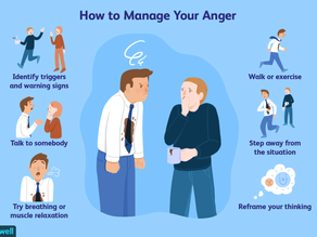 Anger Management: 10 tips to help tame your temper