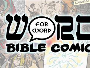 Gospel of Matthew: Word for Word Bible Comic: NIV
