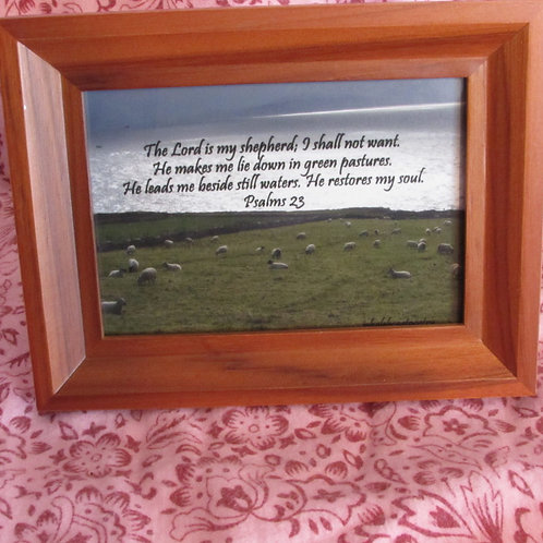 Psalms 23/Irish Pasture