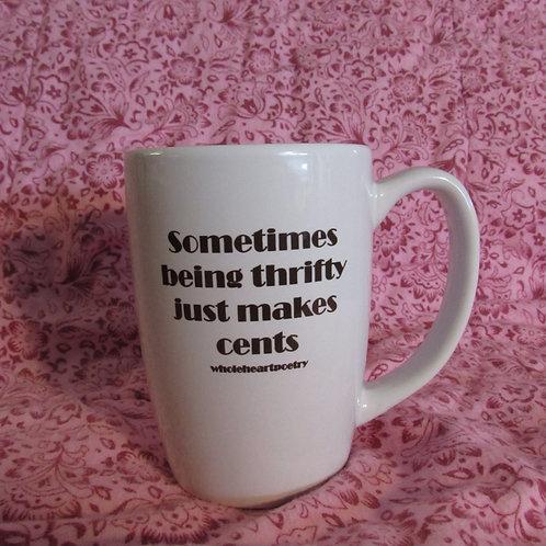Original 14 oz Coffee Mug - Thrifty