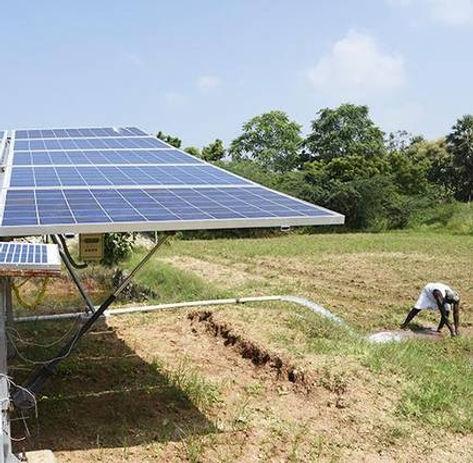 Towards solar-powered agriculture | RAMDEVS MOTORS | Coimbatore