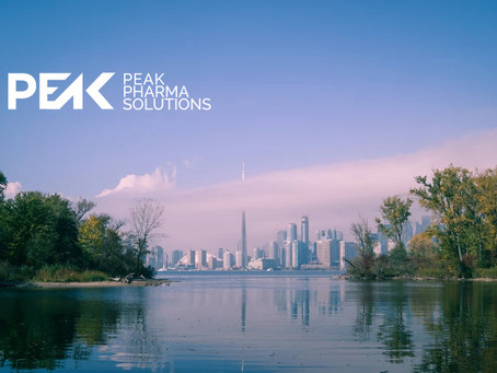 Peak Pharma Solutions Inc. Launches In Canada