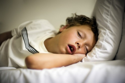Are Your Kids Snoring At Night Time With Mouth Open And Head Tilted Ba