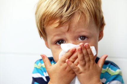 Sinusitis and Constant Colds in 6 Year old HEALED with Homeopathy!