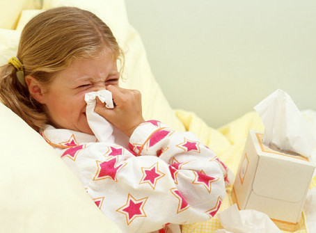 Case Study: 6 Year old with cold that never goes away....