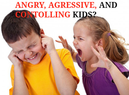 "Case Study: ""My 9 year old gets angry quickly, throws things and always needs to be in control&"