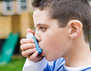 Which Inhaler Today for your Child's ASTHMA?  Blue or Brown?