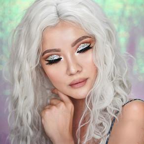 Makeup Tutorial: Sparkly & Festive!