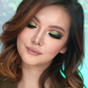 Instagram Makeup Tutorial: Emerald Green Eid Makeup