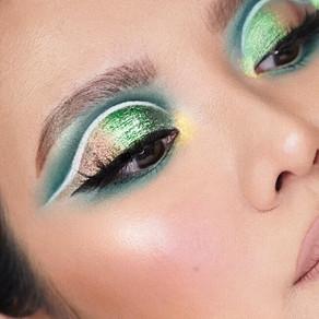 Insanely Gorgeous Green Eye Makeup Tutorial!