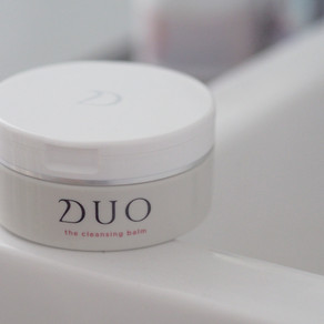 Product Review: Cosme Award-Winning DUO Cleansing Balm