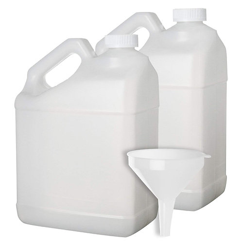 DilaBee 1-Gallon Large F-Style Jug 2-Pack