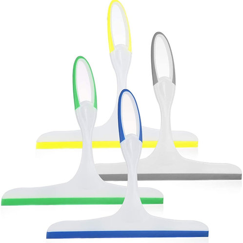DilaBee Rubber Squeegees Pack of 4