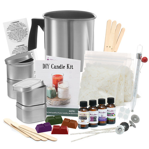 DilaBee DIY Candle Making Kit
