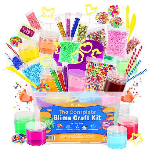 Ultimate DIY Slime Making Kit for Girls and Boys