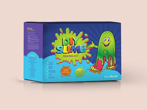 DilaBee Kids DIY Slime Making Kit