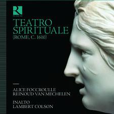 Diapason d'Or pour Teatro Spirituale, le nouvel opus d'InAlto !