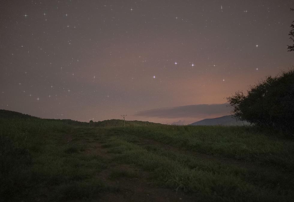 The constellation Ursa Major and its binary stars Mizar and Alcor..jpg