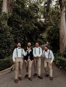 J+B Brisbane Wedding
