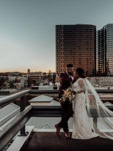 P&S Brisbane City Wedding