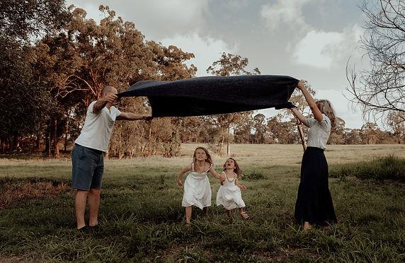Brisbane Candid Family Photography