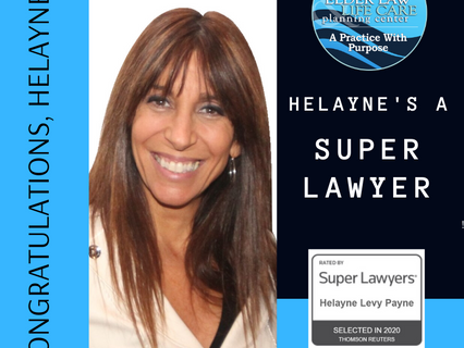 Local Attorney Presented the Super Lawyer Designation