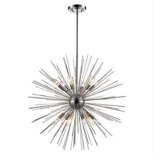 Antonie 12 - Light Sputnik Sphere Chandelier