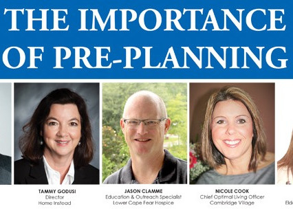 The Importance of Pre-Planning