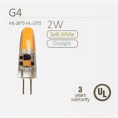 G4 LED Bulb Low Voltage