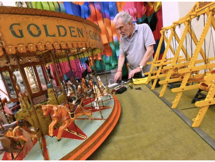 Tiny traveling carnival, not seen for 35 years, comes to Wilmington