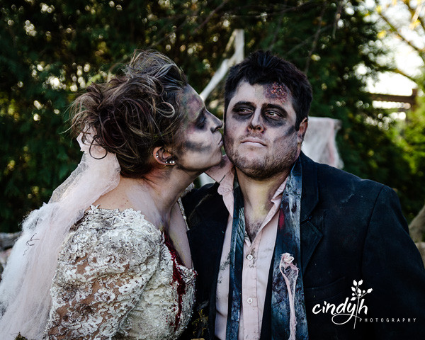Zombie Wedding, Part 2