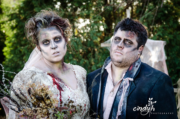 Zombie Wedding, Part 1
