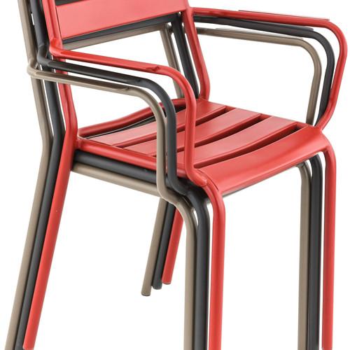 mobilier de terrasse professionnel, chaise et fauteuil pour restaurant - Chaise De Terrasse Pour Restaurant