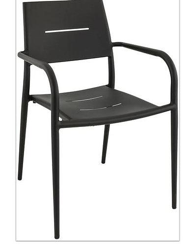 Chaise Grenoble noir