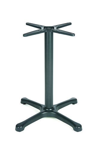 Pied de table système FLAT BX26 anthracite