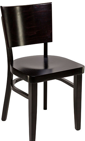 Chaise manhattan assise bois (STOCK)