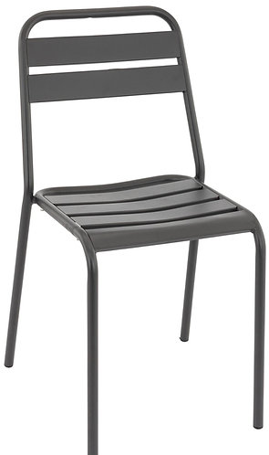 Chaise Bastille anthracite
