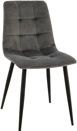 Chaise Ray grise