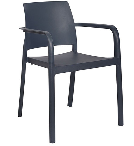 Fauteuil Dock anthracite