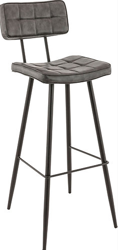Tabouret Maurice BST anthracite