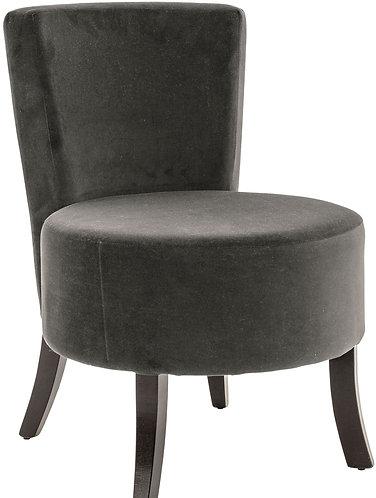 Fauteuil Lounge XL gris souris