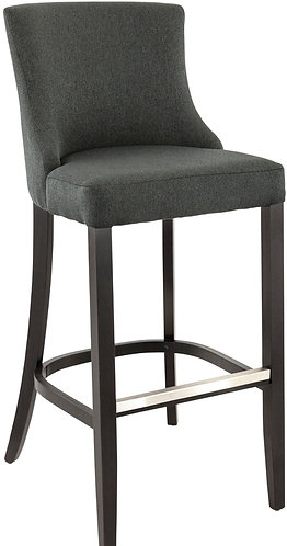 Tabouret de bar Lena BST anthracite