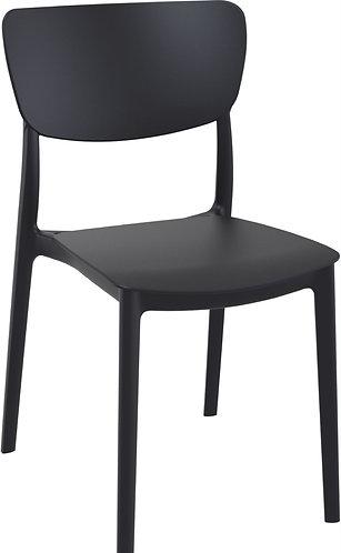 Chaise Mona noire